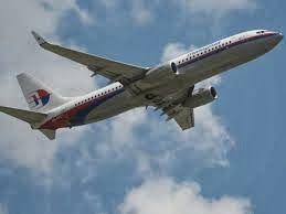 Fique Atento: Avião da Malaysia Airlines com 239 pessoas a bordo...