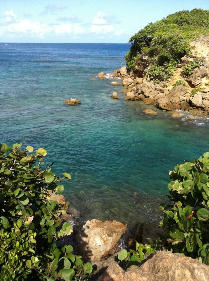 Puerto Rico ... playa