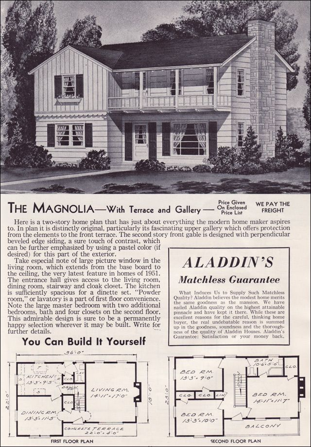 42 best Aladdin kit homes images on Pinterest Vintage homes