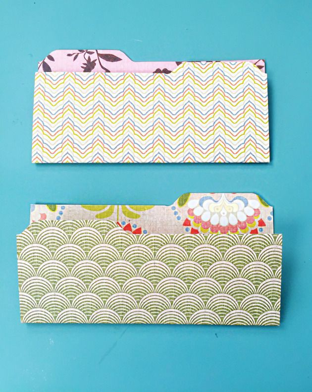 1-2-3 Punch Board folders