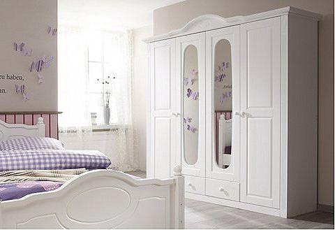 ber ideen zu kleiderschrank landhausstil auf pinterest wohnzimmerm bel landhausm bel. Black Bedroom Furniture Sets. Home Design Ideas