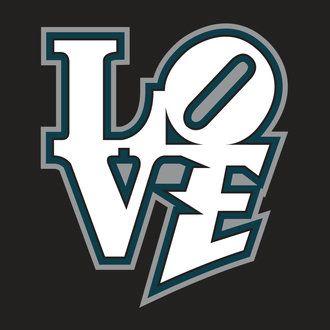 "Black Eagles ""Love"" T-shirt $19.99  http://www.barktees.com"