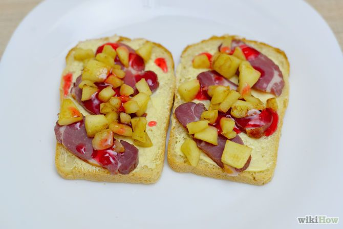 Image titled Make Norwegian Open Faced Sandwiches Step 16
