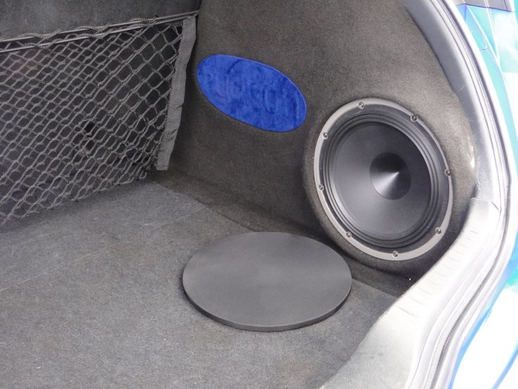 Audison Voce Subwoofer in a custom box - Made in store and fitted in our demo car - Ask in store for more details on space saving boxes! & 20 best subwoofer box images on Pinterest | Subwoofer box ... Aboutintivar.Com