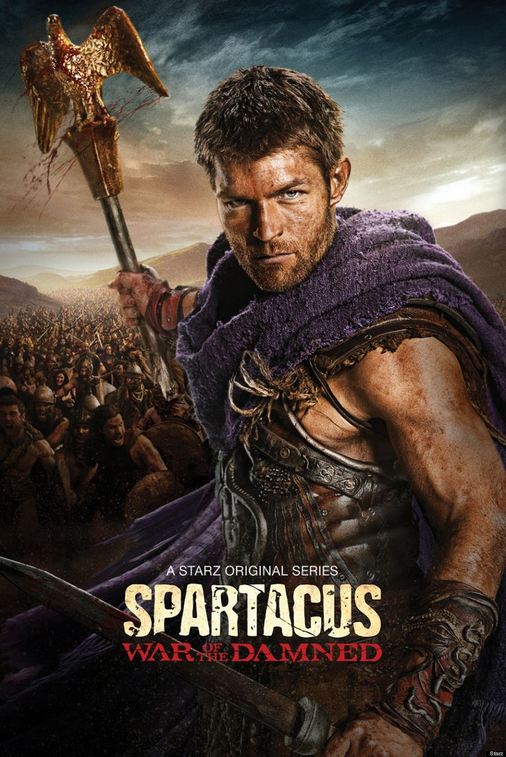 Laurence olivier spartacus quotes - Look Official Poster For Spartacus War Of The Damned