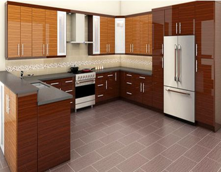 Desain Tata Ruang Dapur Modern N Rumah Minimalis Komplit In 2018 Pinterest Kitchen Cabinet Design Cabinets And