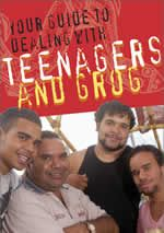 Your guide to dealing with teenagers and grog - a guide for parents and their teens about alcohol use produced by NSW Health. Available via drug info @ your library.