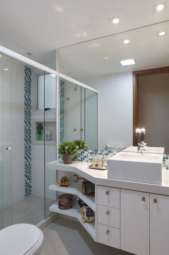 Imobiliaria Anderson Martins : Dicas para banheiro pequeno decorado