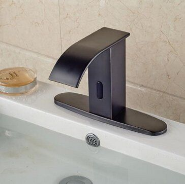 Cheap Oil Rubbed Bronze Bathroom Faucet, Buy Quality Oil Mill Directly From  China Oil Rubbed Faucet Suppliers: Automatic Touchless Sensor Waterfall  Bathroom ...