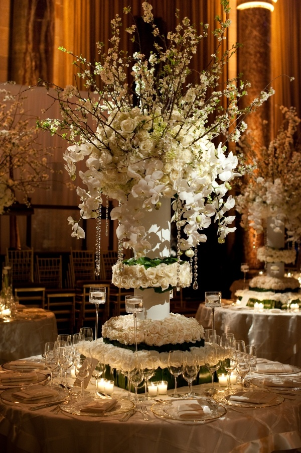 Winter White Wedding at Cipriani 42nd Street