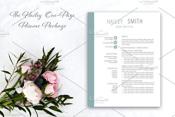 25+ Best Ideas About Best Resume Template On Pinterest