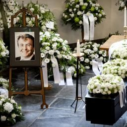 Funeral Prins Friso. 08-16-2013