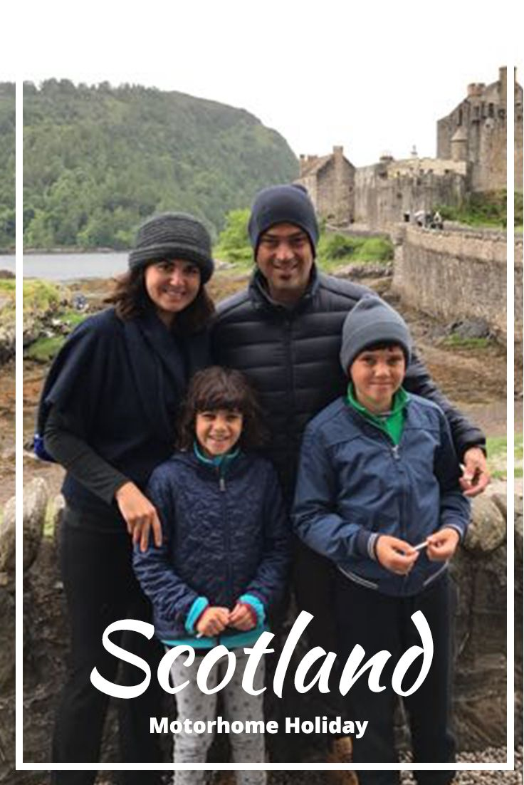 Discover the adventures of hiring a motor-home in Scotland. This journey captured by family travel blogger, Brenda reveals fun, simple and enriching moments she experienced during her family trip to the beautiful country of Scotland.