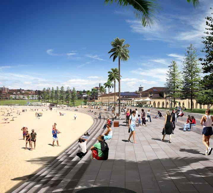 Bondi Beach (Section)