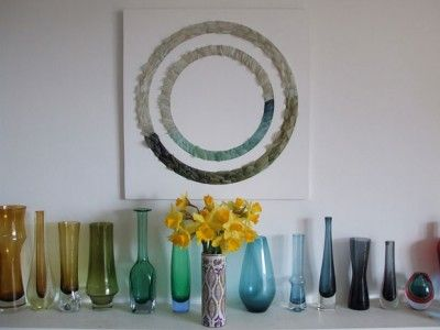 jonathan fuller sea glass | Daily Art Muse