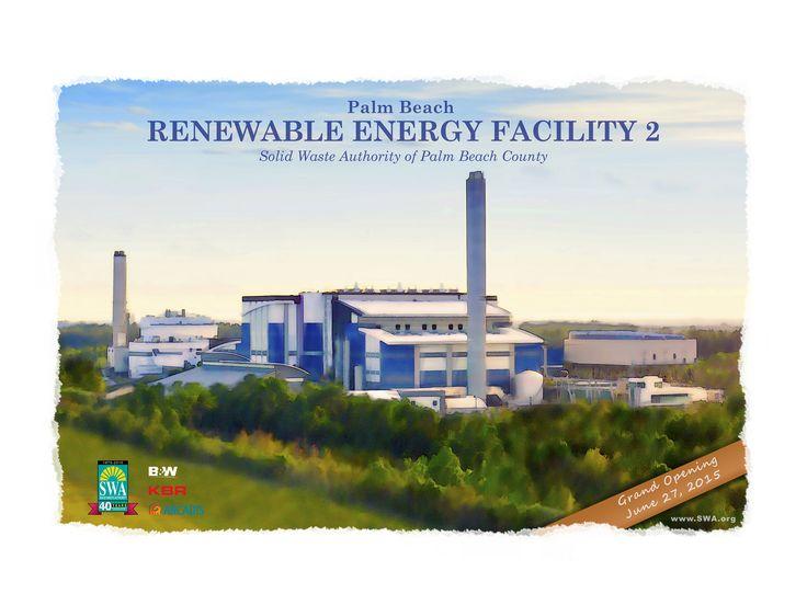 Palm Beach Renewable Energy Facility