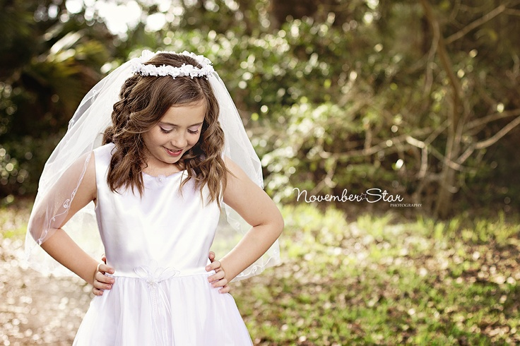 Lovely childhood in #photography #communion