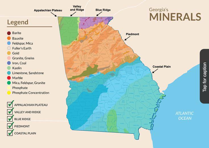 Natural Resources Of Atlantic Appalachian Region