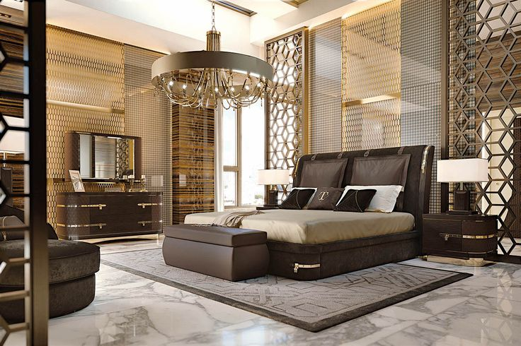 Diamond Bedroom www.turri.it Italian luxury bed
