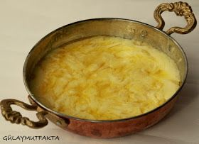 Hayatımdaki son iki ayı saymaysak kuymak yada mıhlamayı bir iki defa yemişliyim vardır.. Trabzondan gelen bir arkadaş bolca özel peynir...