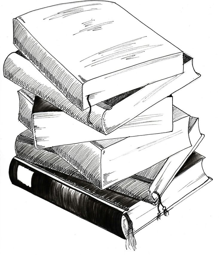 картинки литературы карандашом только пакуете наборы