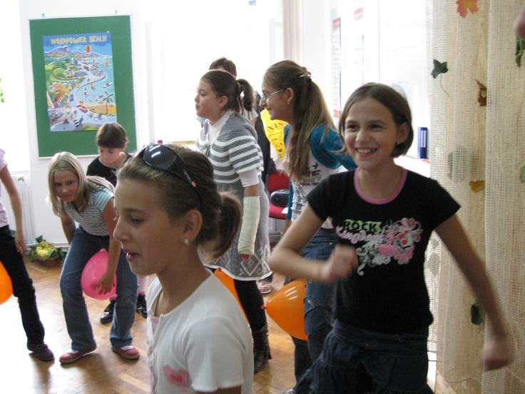 Learning fun - Sibiu, Romania
