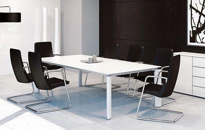 Un #tavolo #riunioni da 200 a 260 cm è perfetto per la sala riunioni ...