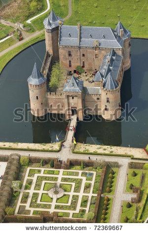 Muiderslot Castle  Holanda