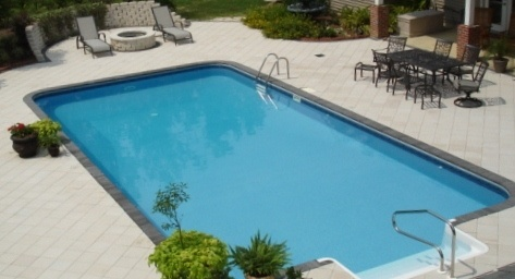 Rectangle Pool Kits From Pool Warehouse!