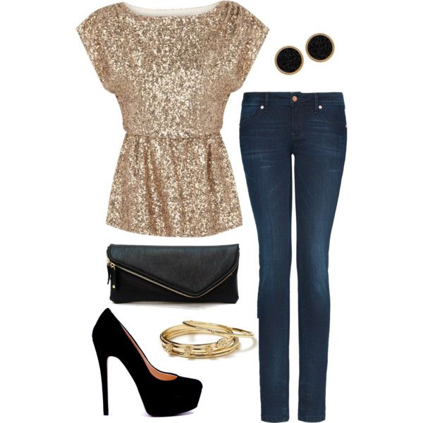 girls night outDates Night Outfit, Fashion, Girls Night, Night Life Outfit, Cute Outfit For Vegas, Christmas Clothing For Girls, Outfit Night Out, Black Jeans, Outfit For Christmas