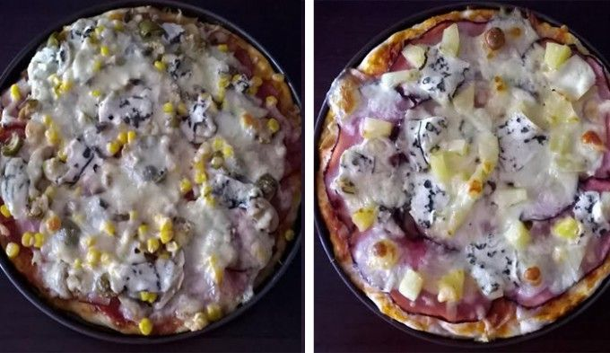 Základní recept na pizza těsto, připravené za 5 minut