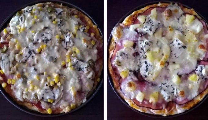 Základní recept na pizza těsto, připravené za 5 minut | NejRecept.cz