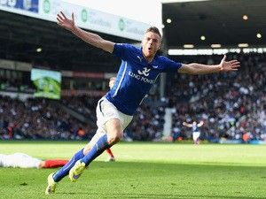 Result: Jamie Vardy pounces to inflict another defeat on West Bromwich Albion