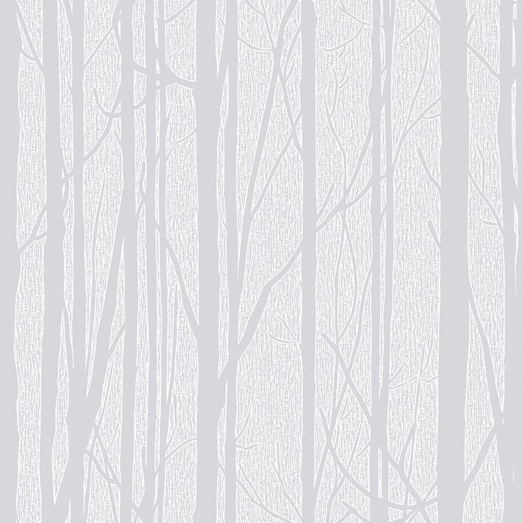 Trees Floral & Nature White Wallpaper | Departments | DIY at B&Q                                                                                                                                                                                 More