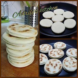 Adrile's Kitchen: Focaccine veloci in padella