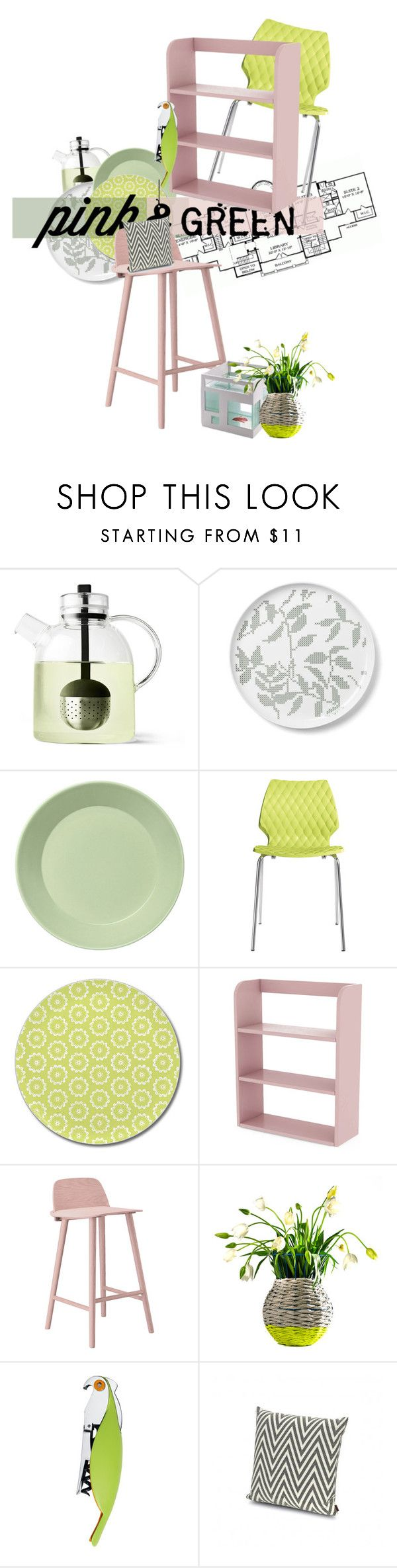 """LOVETHESIGN contest"" by dear-inge ❤ liked on Polyvore featuring interior, interiors, interior design, home, home decor, interior decorating, Menu, iittala, Home Source International and Metalmobil"