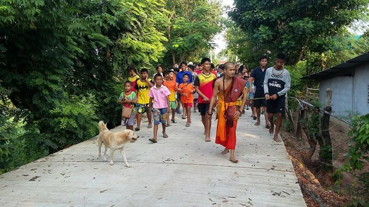 Thai Culture Ghosts. The residents of a remote village in Chaiyaphum province have probably never heard of Halloween, but as the Western celebration comes