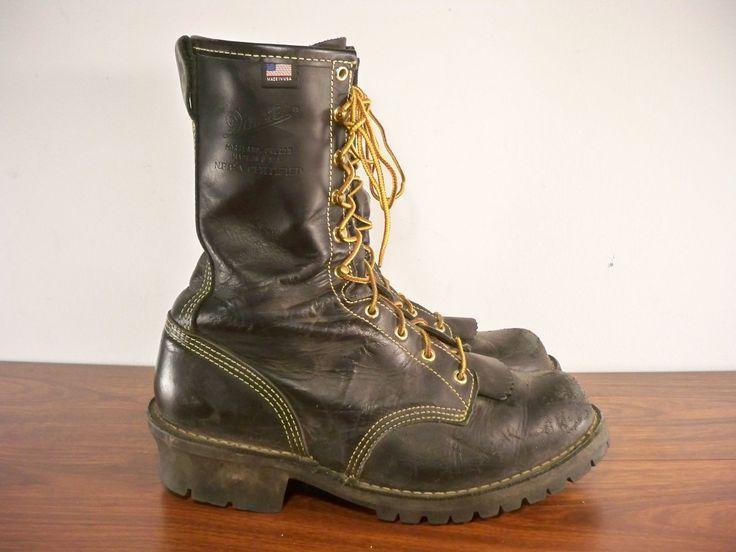 Killer Danner Flashpoint firefighters boots