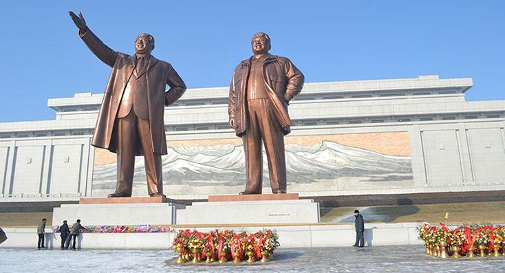 Lees de eerste plog van mijn reis naar Noord-Korea. Ik vertel over de stroomuitval, de Arc of Triumph en je ziet mijn hotelkamer.