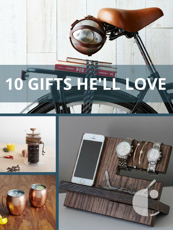 Gift Guide: 10 Awesome Gifts For Men