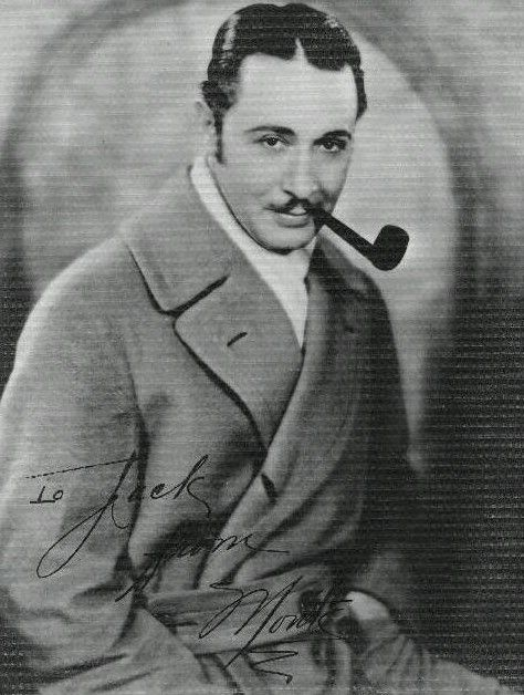 Monte Blue (January 11, 1887 – February 18, 1963) was a movie actor who began his career as a romantic leading man in the silent film era, and later progressed to character roles.