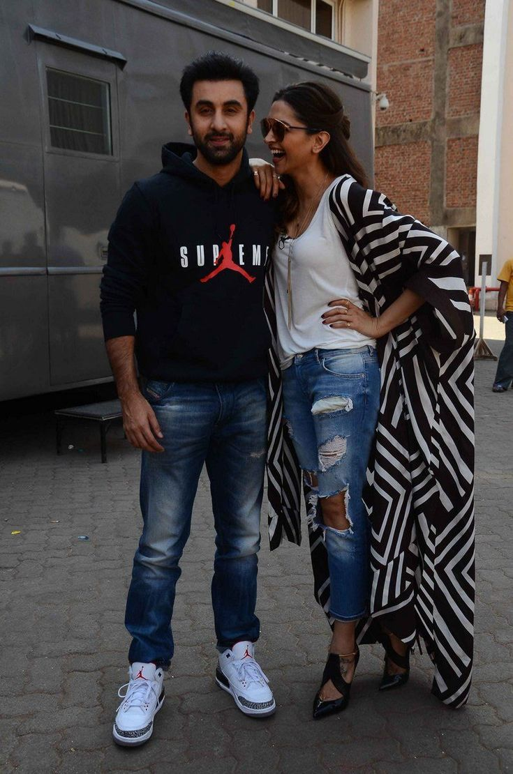 "Ranbir Kapoor and Deepika Padukone during the promotions of their film ""Tamasha,"" releasing Nov. 27. (Photo: Manav Manglani) - Deepika Padukone's Top 5 Interesting Remarks on Ranbir Kapoor ..."