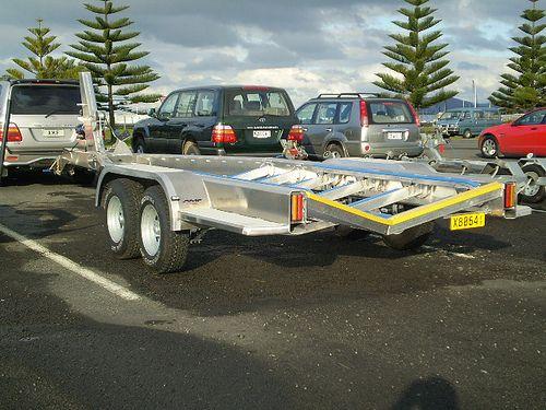 Aluminum Boat Trailers
