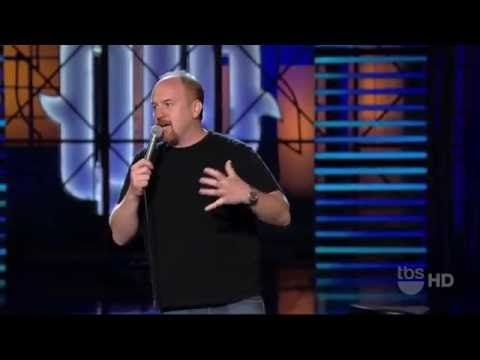 Louis CK Stand Up  - Having a Huge Penis - YouTube