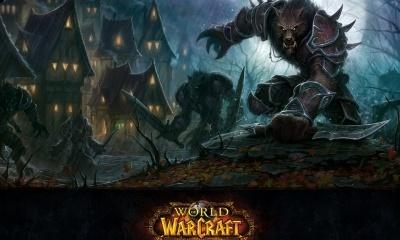Worgen, World Of Warcraft (click to view)