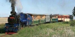 Jeseníky Parní vlaky Slezských zemských drah