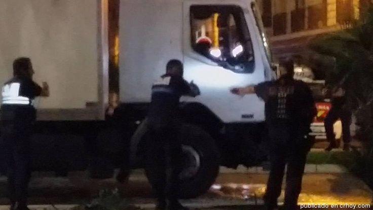 Fotos revelan el horror vivido este jueves en Niza