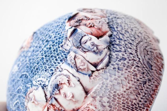 John Bauer Ceramic and Porcelain Art - Ceramic and Porcelain - Porcelain Bowls, 2010 - 2011