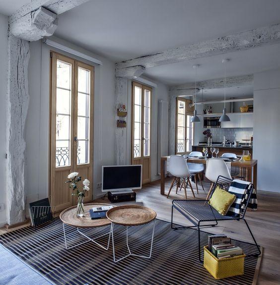 Si te apasiona la decoración nórdica, los ambientes retro, modernos pero con detalles vintage... Entonces una gran opción es aprovechar tus viajes para disfrutar de espacios diferentes