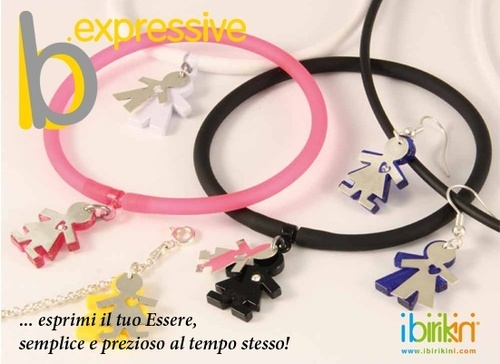 Birikini - KIT b.expressive - 84 Pieces  Made in Italy Brand .. The BIRIKINI Made in Italy Collections also for WEDDING FAVORS http://secure.blomming.com/mm/ibirikinibrand/items  Info: ibirikinibrand@ibirikini.com
